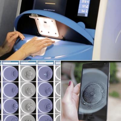 Die 5 Vorteile der neuen Technologie EmbryoScope+ bei Eugin