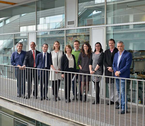 Das Centre for Genomic Regulation und die Gruppe Eugin unterzeichnen ein Partnerschaftsabkommen für Molekularforschung im Bereich assistierte Reproduktion