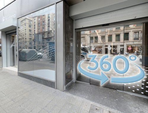 Virtuelle Tour durch Eugin Barcelona: lernen Sie alle Winkel des größten Kinderwunschzentrums in Europa kennen